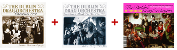 The Dublin Drag Orchestra Holiday Offer