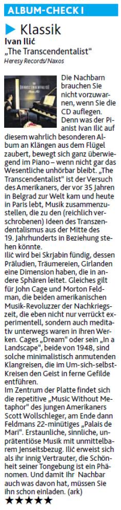 Aachen Zeitung review