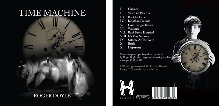 ROGER DOYLE – TIME MACHINE
