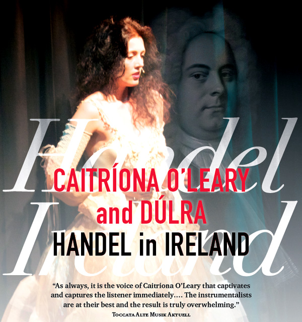 Handel in ireland Tour