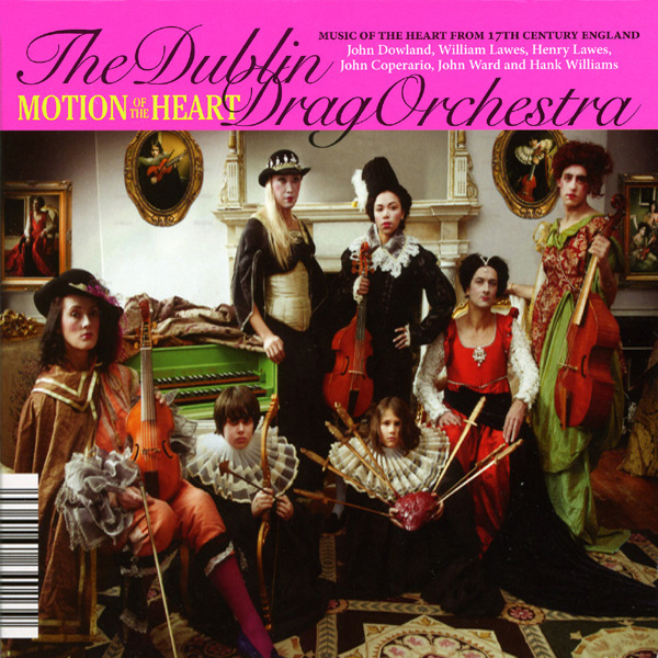 Motion of the Heart & ¡Viva Frida! – The Dublin Drag Orchestra
