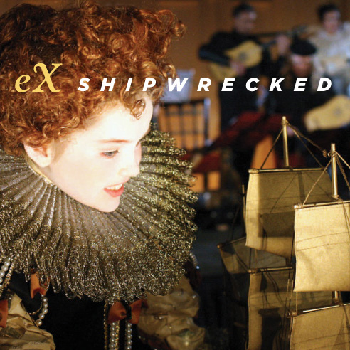 Shipwrecked – eX (German Edition)