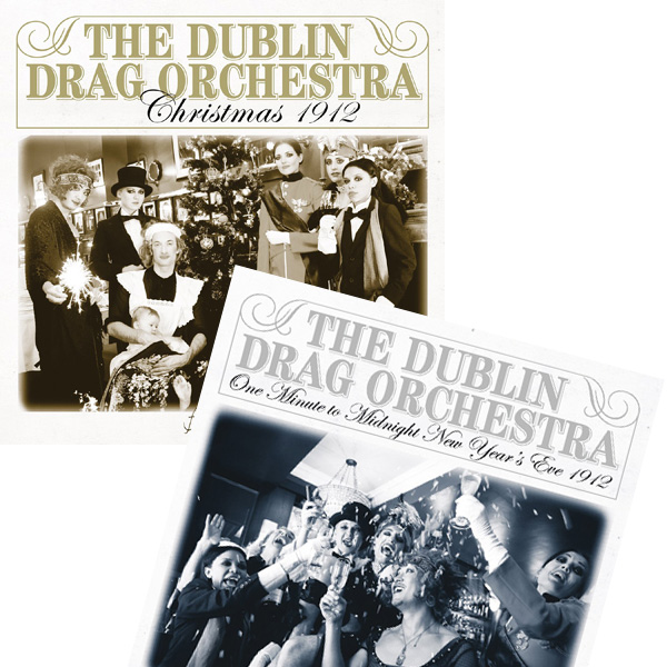 The Dublin Drag Orchestra Vinyl Christmas Bundle